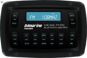 Berömda MARIN STEREO | CarAudioCenter UC-15